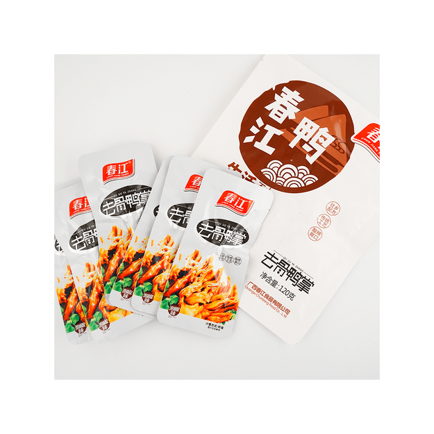 Product Detail - CHUNJIANG PICKLED PEPPER BONELESS DUCK FEET - image 0