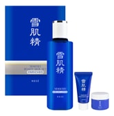 KOSE Sekkisei Toner Lotion Facial Wash 3 pcs Set ENRICHED