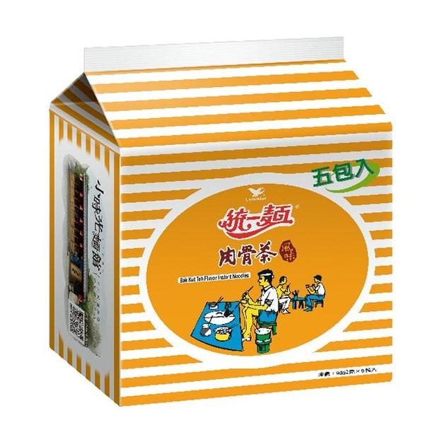 Product Detail - UNIF Instant Noodles-Bak Kut Teh Flavor 5pcs - image 0