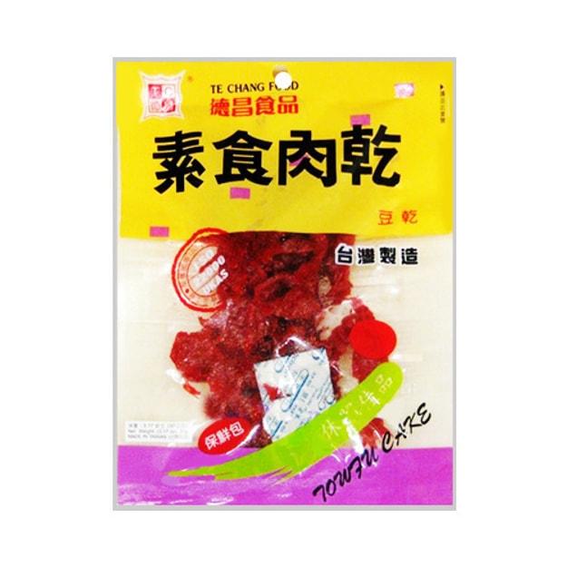 商品详情 - 台湾德昌 素食肉干 85g - image  0