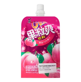 CICI Fruit Flavored Drink Peach 258ml