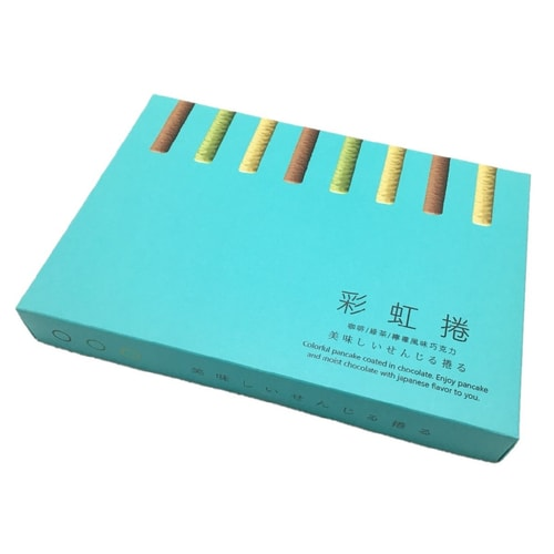 GIFT SHOP Rainbow Stick Blue 112g 8pcs