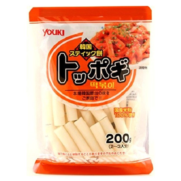 Product Detail - YUKI  Korean Rice Cake 200g - image 0