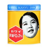 KAWAI Kanyu Drop Chewable Vitamin A&D 300 Counts