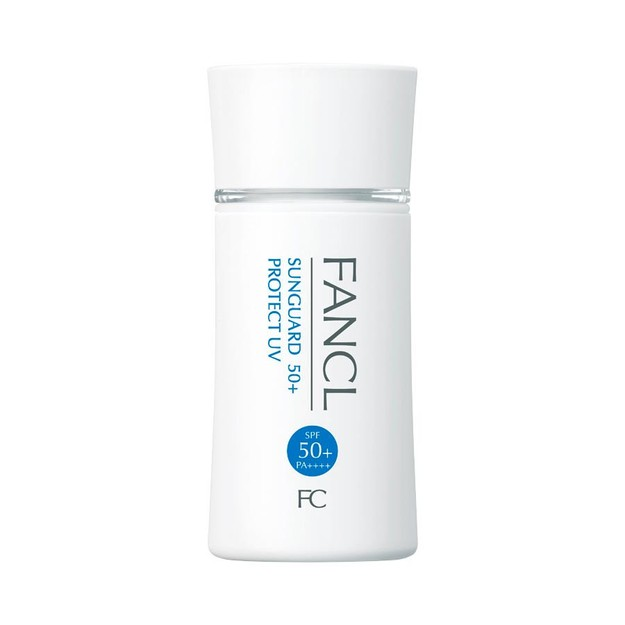 Product Detail - FANCL Sunguard 50+ Protect UV SPF 50+ PA++++ 60ml - image 0