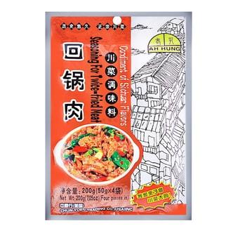 重庆老孔 川菜调味料 回锅肉 200g