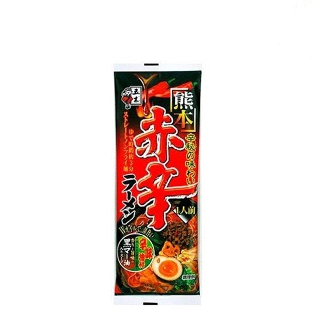 商品详情 - 【日本直邮】五木赤辛辣味噌拉面1人份 红油辣味120g - image  0