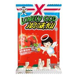LONELY GOD Tomato Flavor Potato Twists 70g Random Delivery