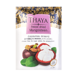 THAYA Freeze Dried Mangosteen 40g