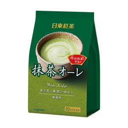NITTOH Matcha Milk Tea 10bags