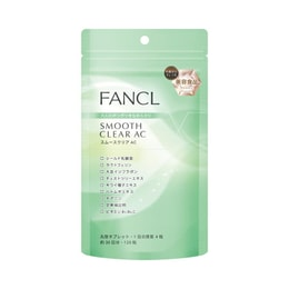 FANCL Acne print 120 capsules for 30 days