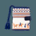 Calendar Planner Diary Stationery Notebook Handbook #A6 Handbook Blue