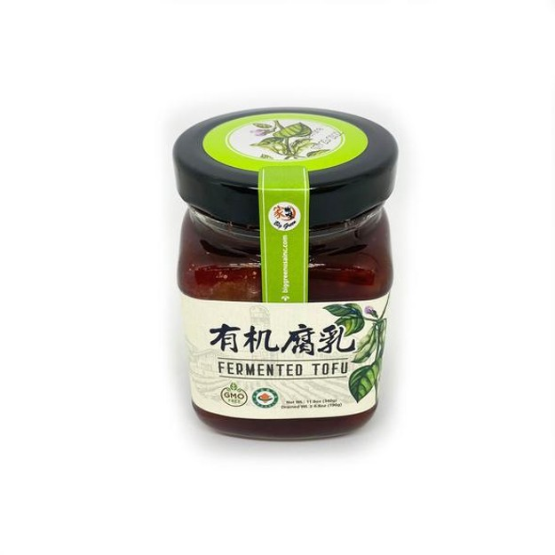 Product Detail - BIG GREEN Fermented Tofu 340g - image 0