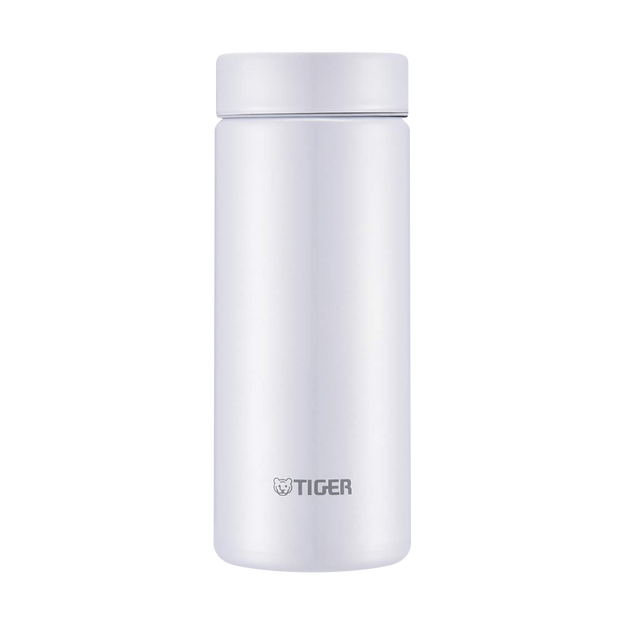 Product Detail - TIGER Stainless Steel Vacuum Insulated Thermal Bottle Mug #Ice White 350ml MMZ-A351 WS - image 0