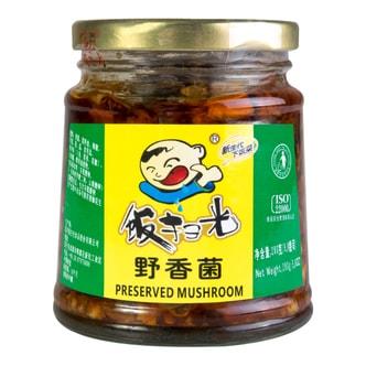 四川高福记 饭扫光 野香菌下饭菜 280g