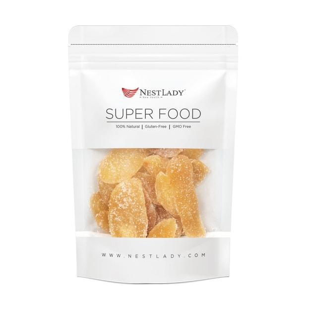 Product Detail - NESTLADY Low Sugar Crystallized Ginger 100g - image 0