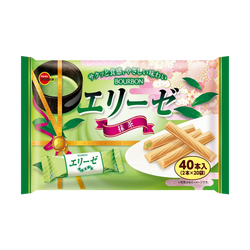 JAPAN BOURBON ELISE Matcha Cookies 44g