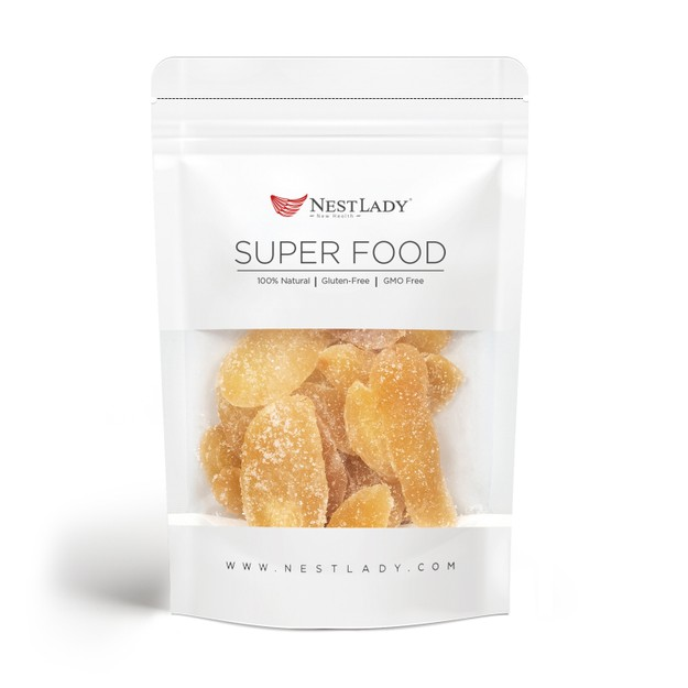 Product Detail - NESTLADY Low Sugar Crystallized Ginger 100g - image  0