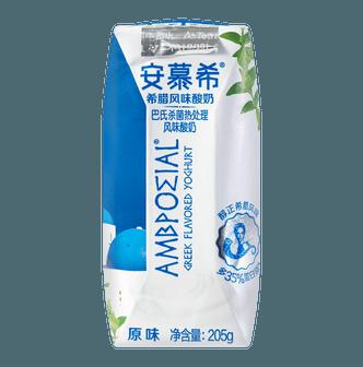 安慕希 希腊风味酸奶 原味 205g