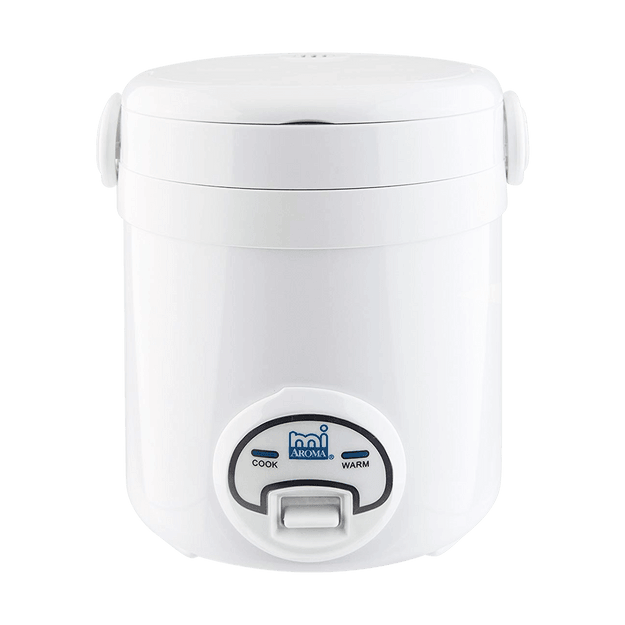 Product Detail - AROMA Mi Cool Touch Mini Rice Cooker Blue 3 Cups Cooked MRC-903BL (1 Year Mfg Warranty) - image 0