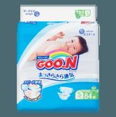 日本GOO.N大王 维E系列 男女宝宝通用纸尿布 S 4-8kg 84枚入