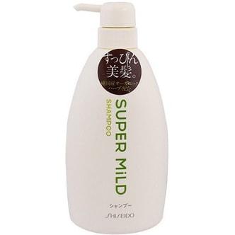 SHISEIDO SUPER MILD Shampoo 600ml