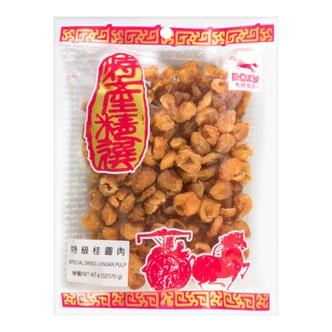 ROXY马牌 精选特级桂圆肉 170g
