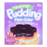 DONGSUNG PHARM EZN Shaking Pudding Hair Color 4.5 Cranberry Wine 70ml