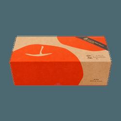 【短保糕点 尝味期限12/17/2020】【台湾必买伴手礼】微热山丘 苹果酥 500g 选取日本青森苹果