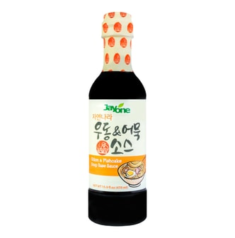 JAYONE Udong&Fishcake Soup Base Sauce 470ml