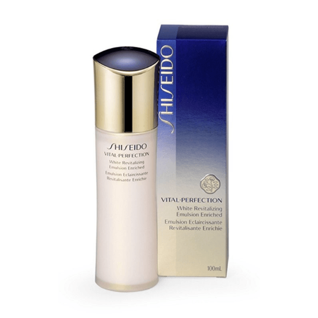 Product Detail - SHISEIDO Vital-Perfection White Revitalizing Emulsion Enriched 100ml - image 0