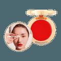 韩国3CE TAKE A LAYER 多功能唇颊两用腮红膏 #SCARLET RED 高贵气质红  4.2g