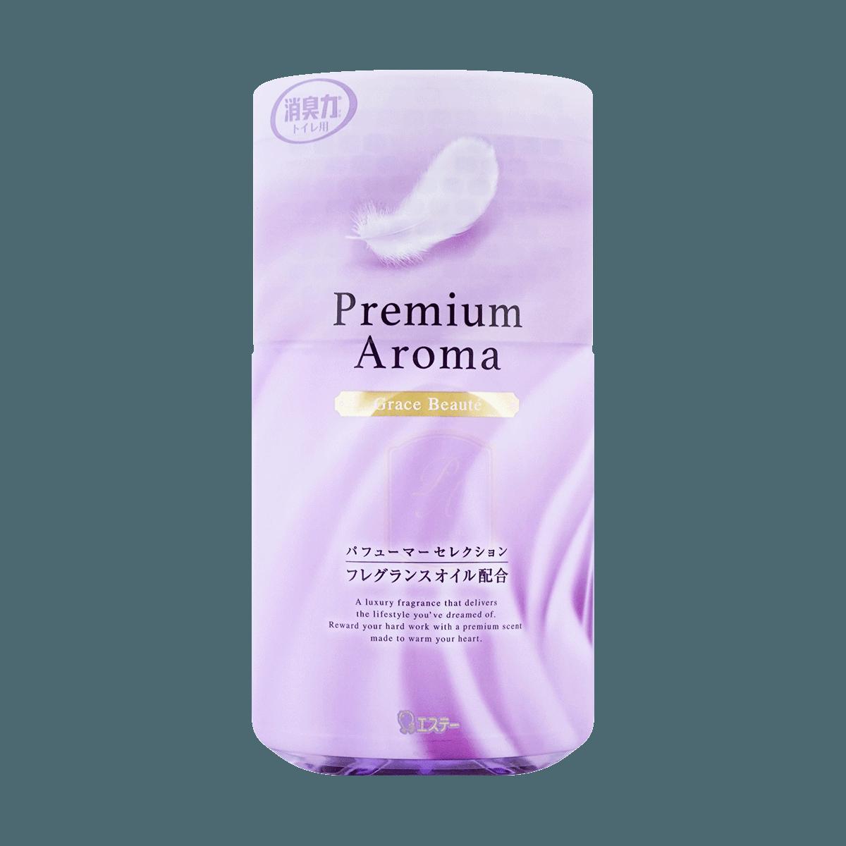 Yamibuy.com:Customer reviews:Japan ST SHOSHU-RIKI Deodorant Fragrance For Bathroom 400ml #Grace Beaute