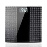 TOBOX Glass Bathroom Scale (w/ 3D Effect)