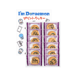 I'm Doraemon Cookie 12pcs