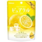 【日本直邮】日本KABAYA 濑户内柠檬果汁夹心QQ软糖 45g