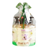 LITTLE TWIG Bath Time Fun Mini Gift Set With Calming Lavender Baby Wash