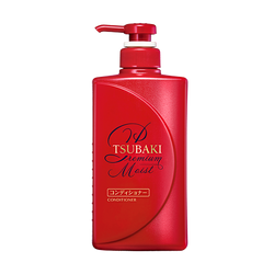 Shiseido Tsubaki Premium Moist Conditioner 490ml