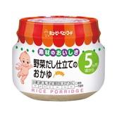 日本KEWPIE丘比 宝宝辅食 蔬菜粥泥 70g 5M+