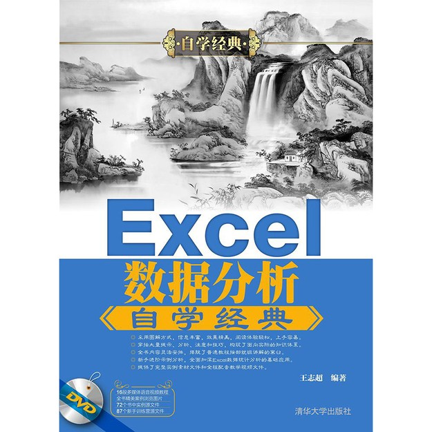 商品详情 - Excel数据分析自学经典/自学经典(附光盘) - image  0