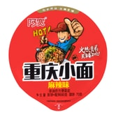 BAIJIA ChongQing Noodle Spicy Flavor 90g