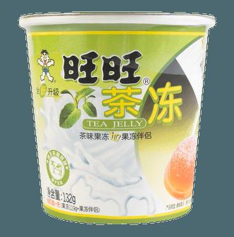 台湾旺旺 摇滚冻 绿茶味 132g
