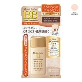 日本MEISHOKU明色 MOIST LABO BB 清透保湿遮瑕粉底液 #01自然米色 SPF28 PA++ 25ml