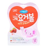 ILDONG Baby Finger Yogurt Snack Yogurt- Strawberry Flavor 20g 12M+
