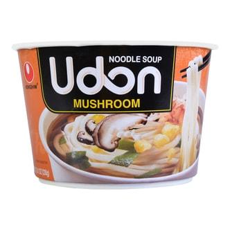 韩国NONGSHIM农心 即食蘑菇味乌冬杯面 230g