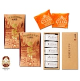 [Taiwan Direct Mail] IFUTANG Sun cake(Original/Taro) Pineapple cake Set *Specialty/Dessert/Gift*【Give free gift】