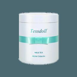Tessdoll台湾台仕朵台式网红手工冲泡奶茶 原味 养身精选茶叶 无反式脂肪酸及香精  12袋入 自带茶包