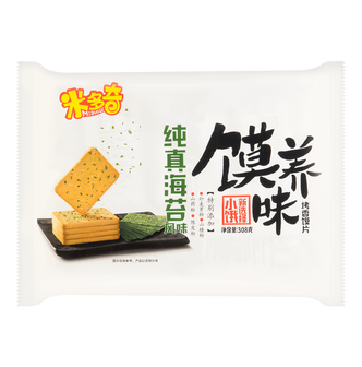 MDQ-Toasted Bread Slice (seaweed Flavor) 308g