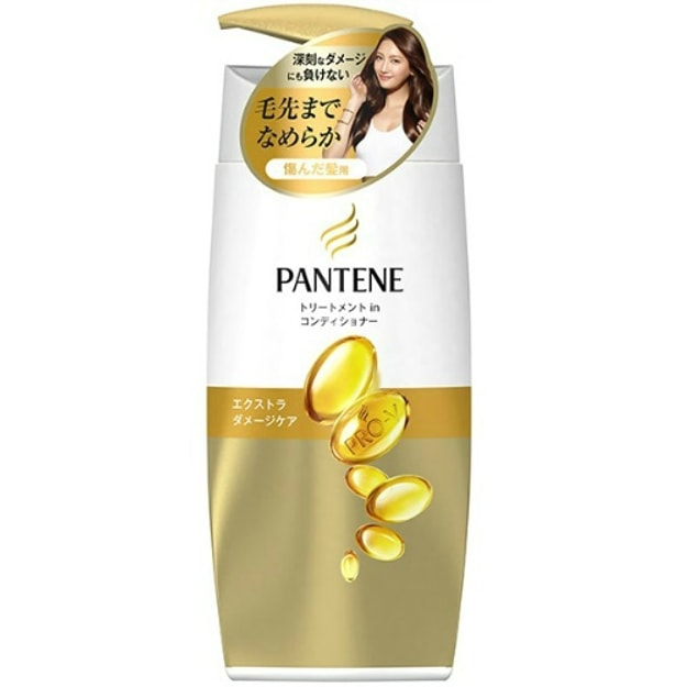Product Detail - P&G PANTENE Extra Damage Care Treatment Conditioner 400g - image 0