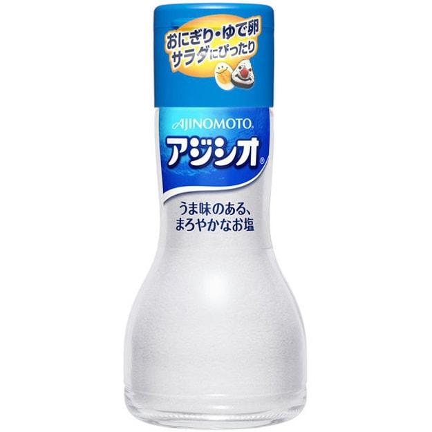 商品详情 - 【日本直邮】AJINOMOTO味之素 家用食用盐婴儿盐食盐鲜味辅食调味料宝宝盐 110g - image  0